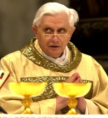 BLASPHEME Pope