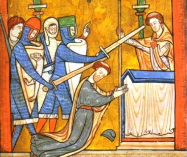 The Golden Legend St Thomas Becket