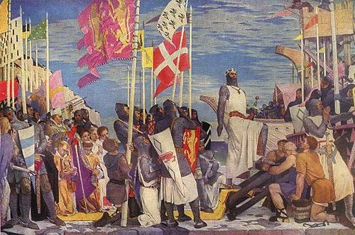 the fourth crusade to constantinople essay